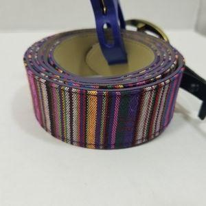 Lane Bryant aztec southwest print belt 22-24 NWT